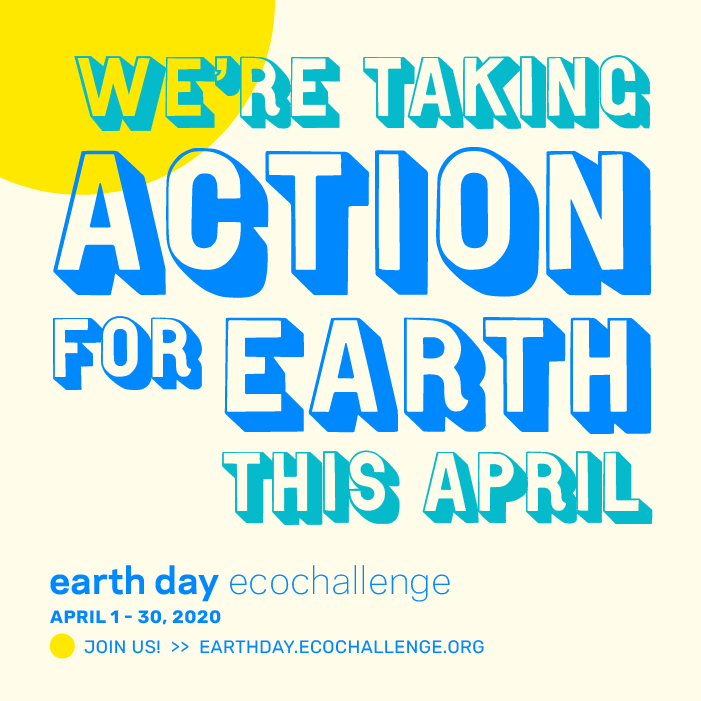 CS&S Joins the Earth Day EcoChallenge